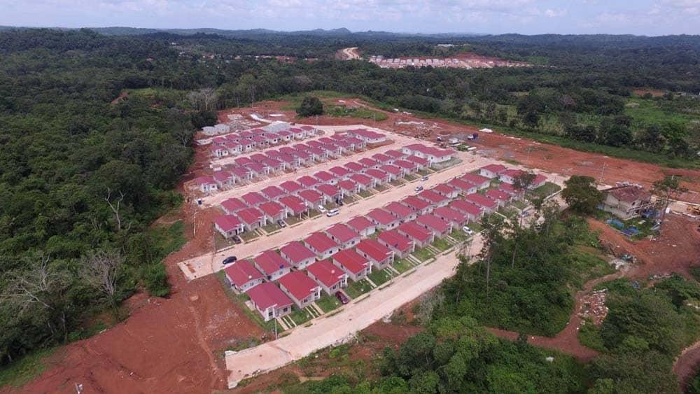 project management para el desarrollo de Bosques de Arraiján, Panamá