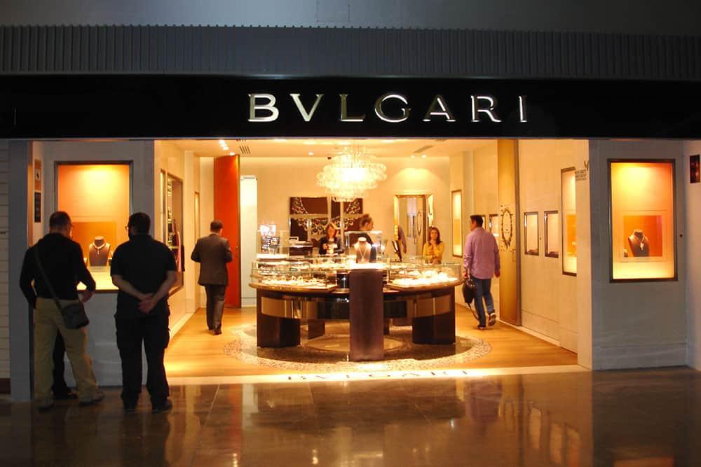 Tienda Bulgari Madrid