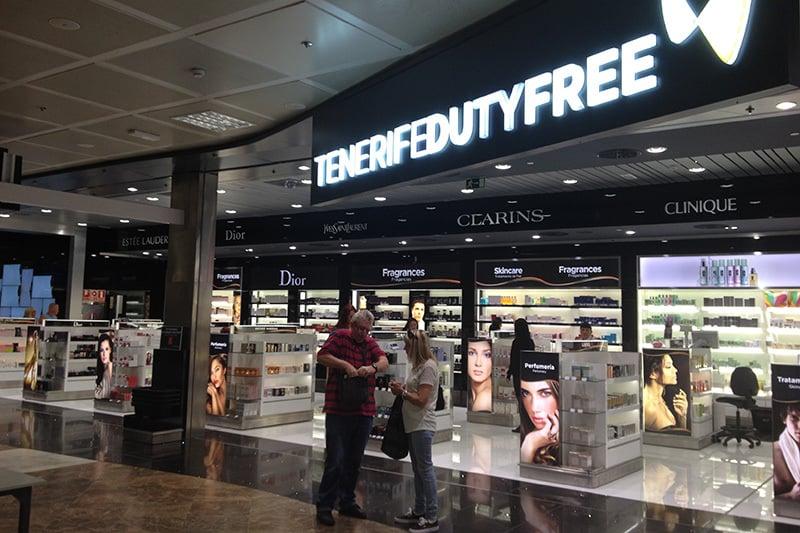 Aeropuerto de Tenerife Sur