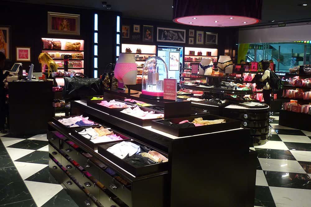 Tienda Victoria's Secret Madrid