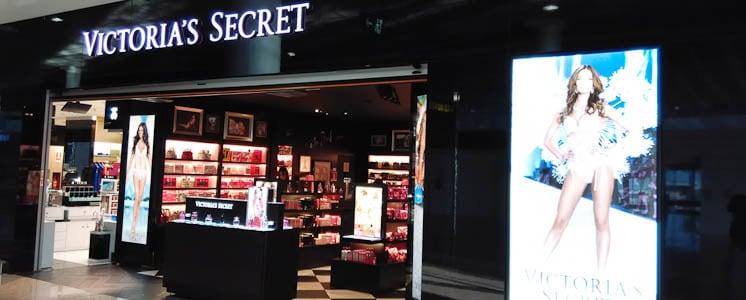 Tienda Victoria's Secret T2