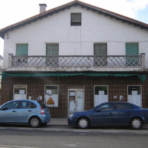 Proyecto y servicios técnicos para la apertura de actividad de restaurante situado en la calle Alfonso Senra, Guadarrama (Madrid).