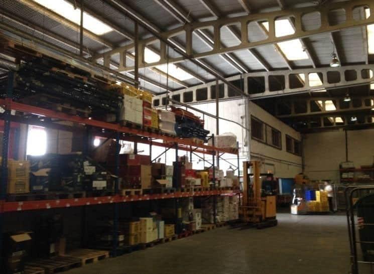 Nave industrial WDFG en Palma de Mallorca - Proyecto Técnico