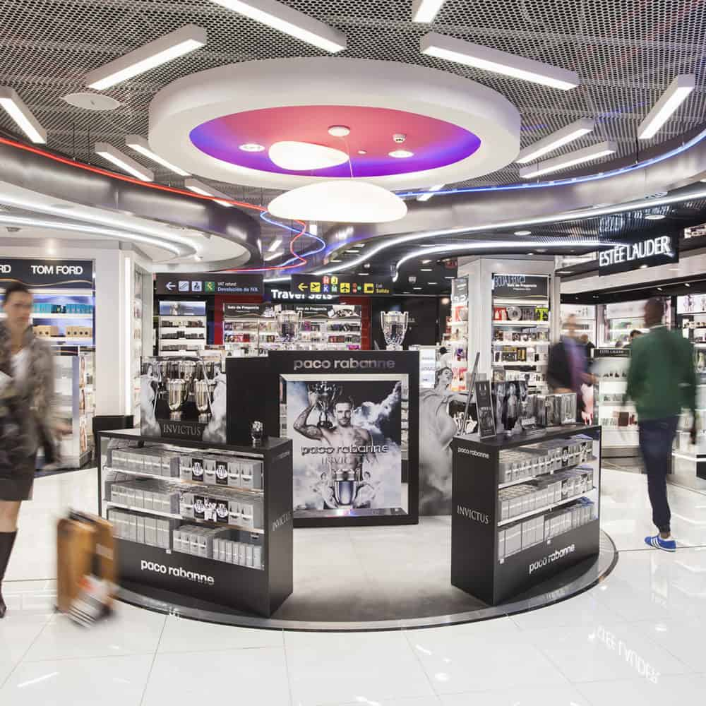WDFG Project Management Aeropuerto de Madrid Barajas