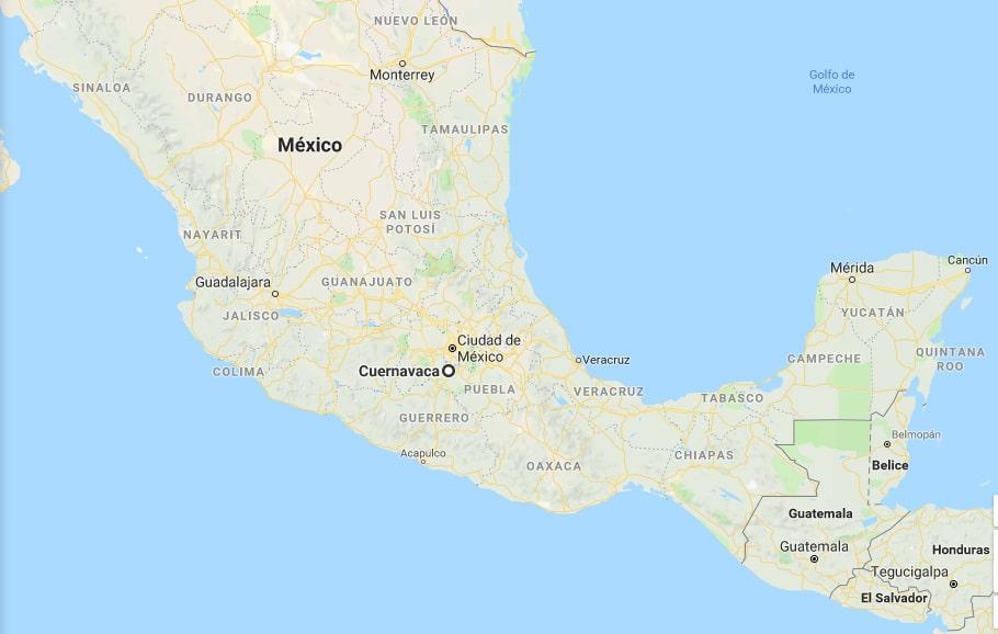 Cuernavaca, México