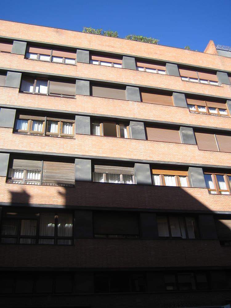 Proyecto de rehabilitacion de fachadas y cubiertas