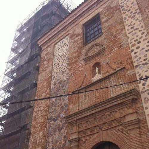 Rehabilitación Iglesia Los Yebenes