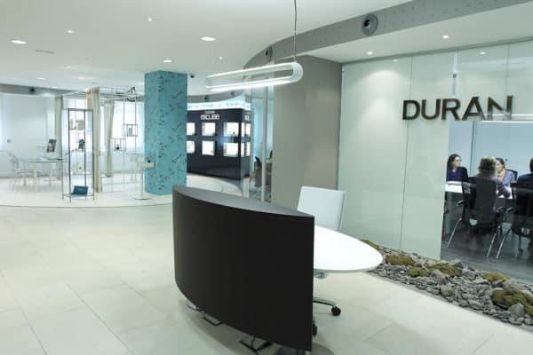 oficinas corporativas Duran calle serrano