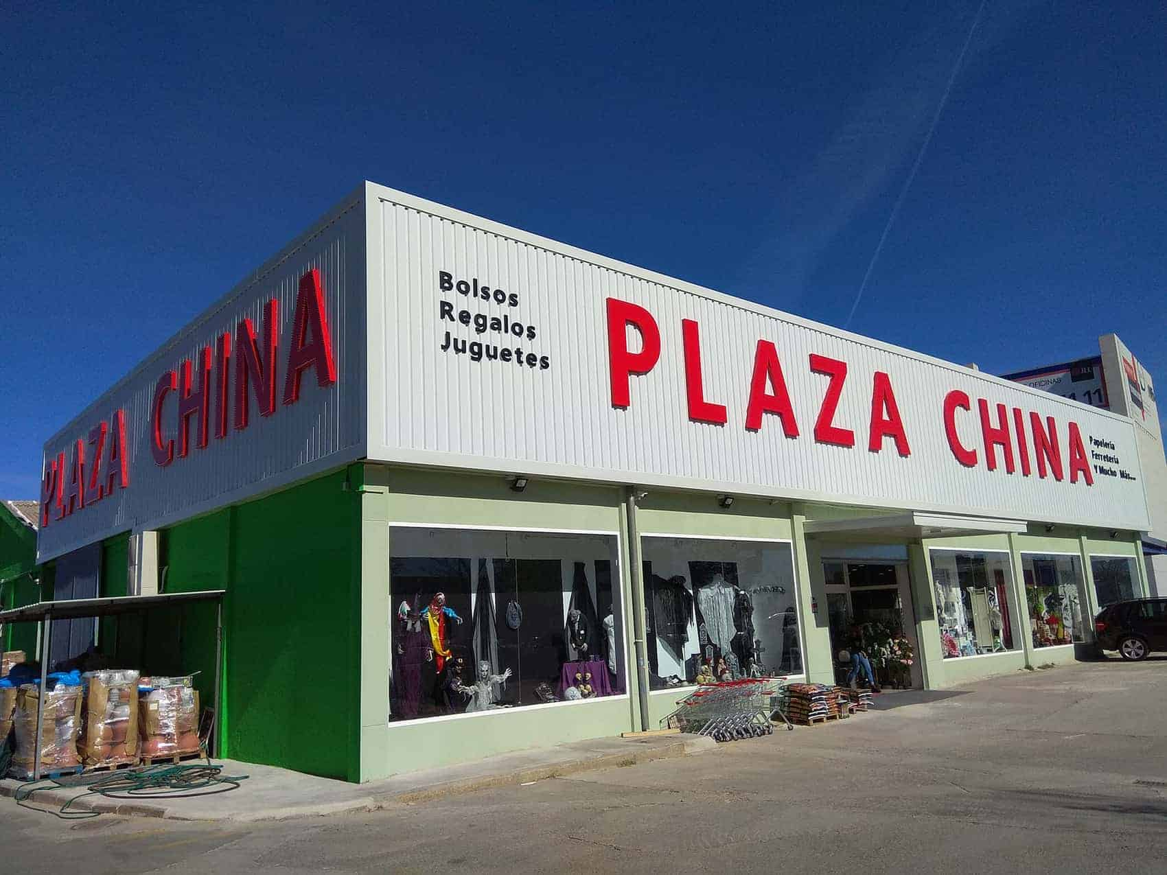 From small shops to large commercial areas