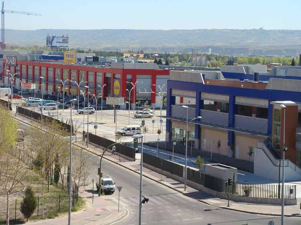 Alcalá Atenea Shopping Centre, Coordination Team for Exclusive Building Works (ECOP) carried out by Éxico.