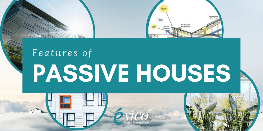 Infographic: Features of Passive Houses
