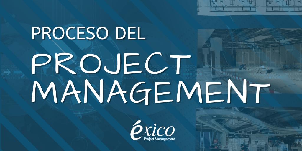 Infografía: El proceso del Project Management