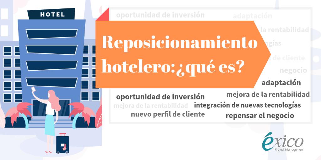 Infografía: Reposicionamiento hotelero, ¿qué es?