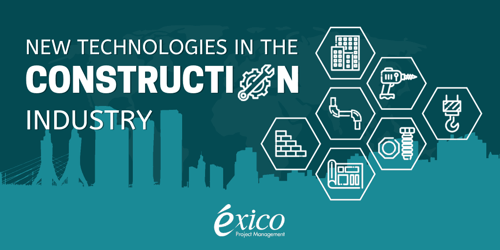 Infographic: New technologies in the contruction industry
